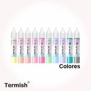 TERMISH Pastel - Colores