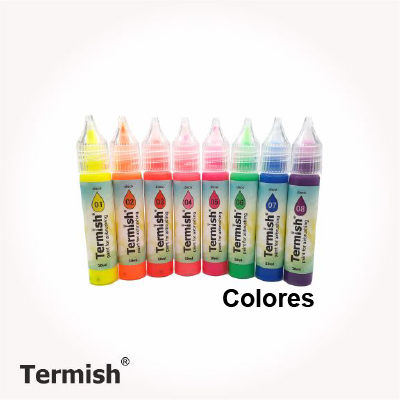 TERMISH Disco - Colores