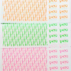 Sticker grupal DIOR