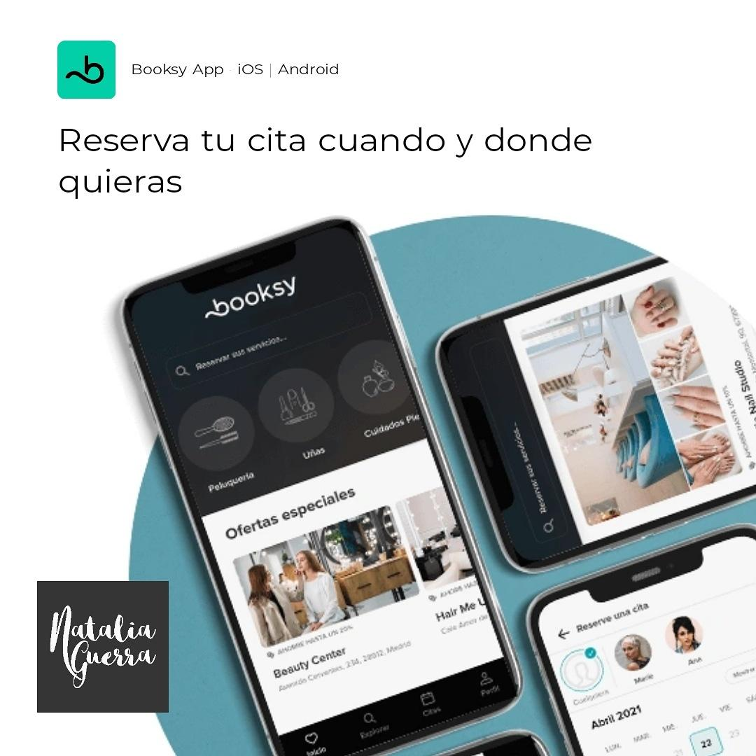 Booksy App